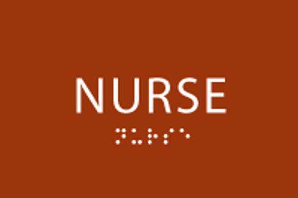 ADA Nurse Sign