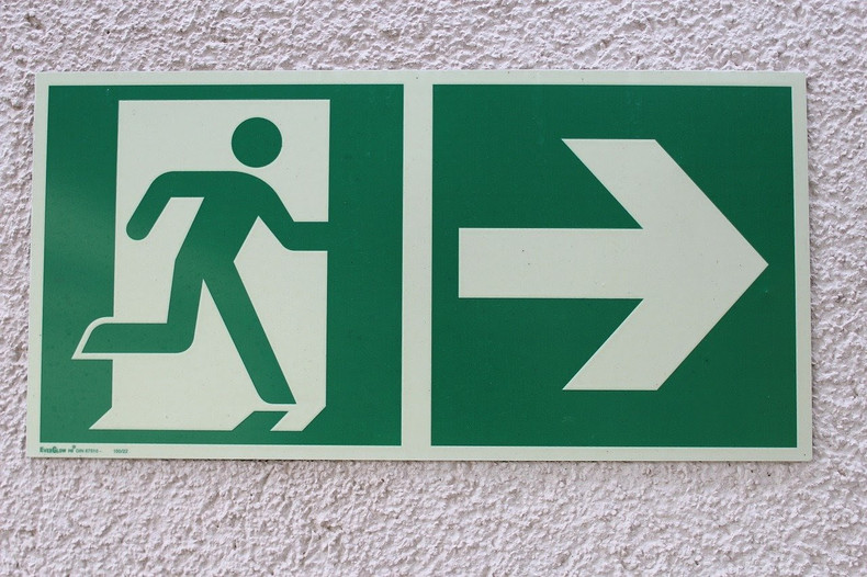 What Are ADA Exit Sign Requirements For Businesses? | ADA Central