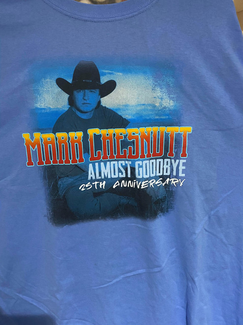 "Almost Goodbye ""25th Anniversary Shirt"""