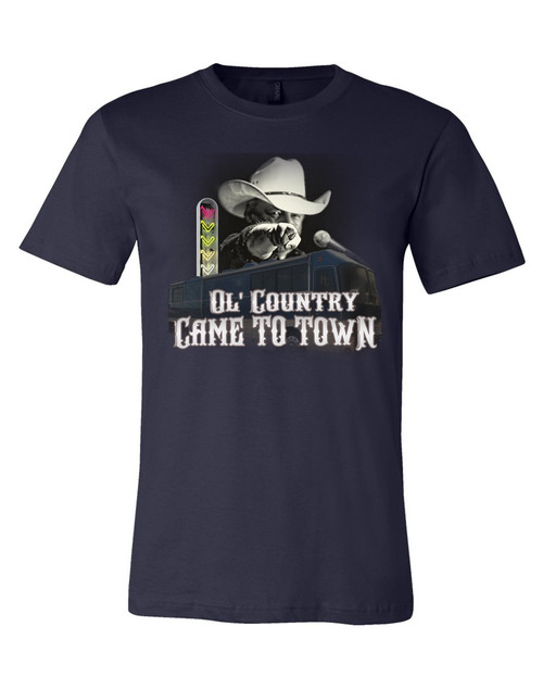 2021 Ol' Country Came To Town Tour Shirt