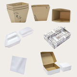 Boxes and trays