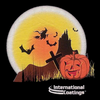 International Coatings Glow in-the-Dark ink, perfect for Halloween and other seasonal holidays