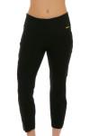 Swing Control Women's Spring Snap Master Golf Crop Pants