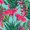 Allie Burke Summer Garden Print Pull On Golf Skort