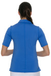 Lucky In Love Women's Core Le Snap Half Sleeve Bluemarine Golf Polo