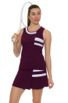 Tonic Active Women's Imperial Niroh Tennis Tank TO-2220-118-Imperial Image 4