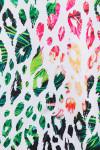 Allie Burke Animal Jungle Print Pull On Golf Skort AB-BSKG01-AJP Image 5