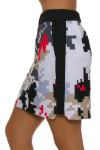 EP Pro NY Women's Gold Standard Abstract Puzzle Pull On Golf Skort-7