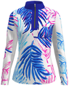 AB SPORT Women's Long Sleeve UV 40 Sun Shirt-LFRHP2