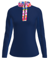 AB SPORT Women's Long Sleeve UV 40 Sun Shirt-NYWF6N