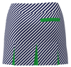 AB SPORT Women's Back Pleat Golf Skirt - NVCSG