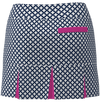 AB SPORT Women's Back Pleat Golf Skirt - MOSWNW