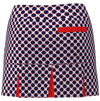 AB SPORT Women's Back Pleat Golf Skirt-MOBWR