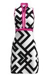 AB SPORT Women's Golf Dress GD001-GEOWBP