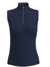 AB SPORT Women's Golf SLEEVELESS GP04-NAVH