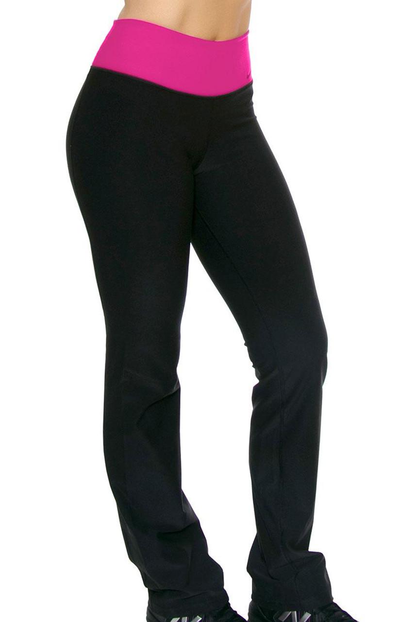 de369506cddd8d Legend 2.0 Slim Poly Pant N-548512 | Black Womens Workout Pants
