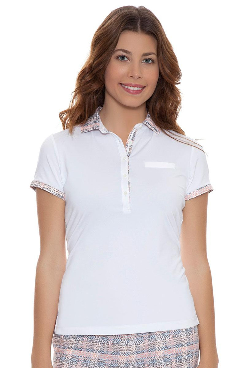 d800dcd6acc74c Fairway and Greene Women s Somerset Hadley Golf Polo Shirt FG-G12223 ...