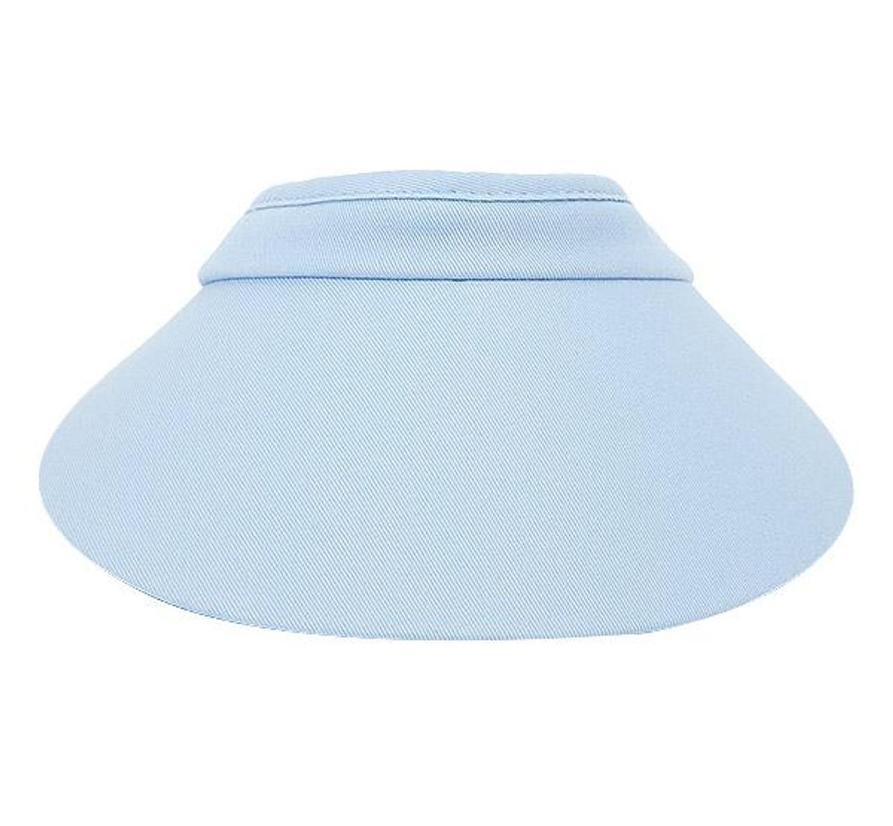 79b647cf77e Susan Comfort Light Blue Visor IH-SD01-Light Blue