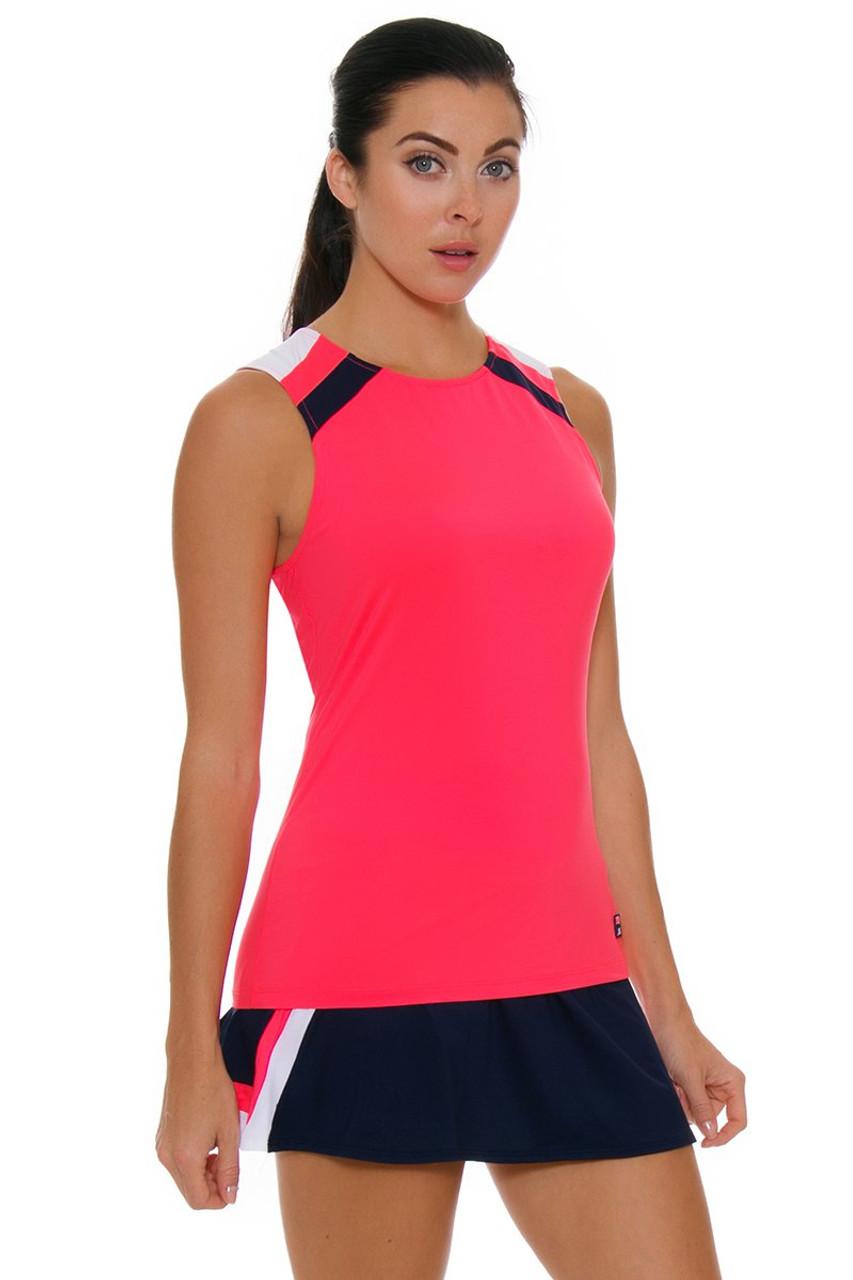 bfa2fe37 Fila Women's Heritage A-Line Tennis Skirt - XL