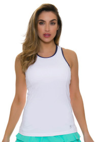 fec0f5cbf Sofibella Nautical Navy Racerback Tennis Tank - XL.  70.00  24.99. women s  tennis top ...