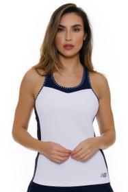 677945f373030 New Balance Women s Racerback Tennis Tank