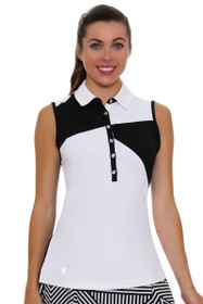 fbe05e9f GGBlue Women's Velocity Jewel Golf Sleeveless Shirt
