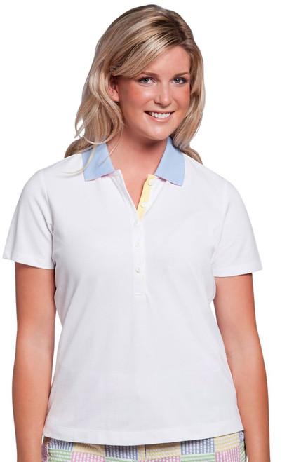 Contrast Collar Tour-Dry® Polo