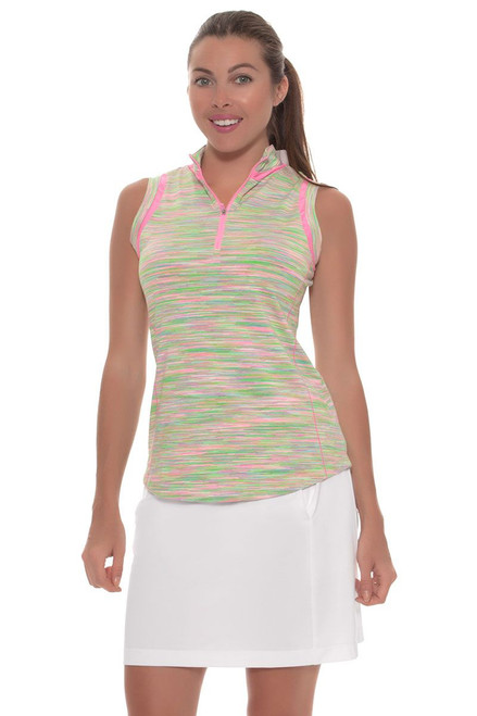 EP Sport Women's Coachella Billboard Easy Pull On Golf Skort