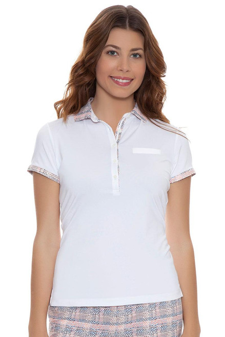 Fairway and Greene Women's Somerset Hadley Golf Polo Shirt