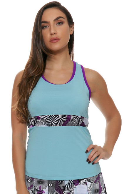 T-Back Tennis Tank Top
