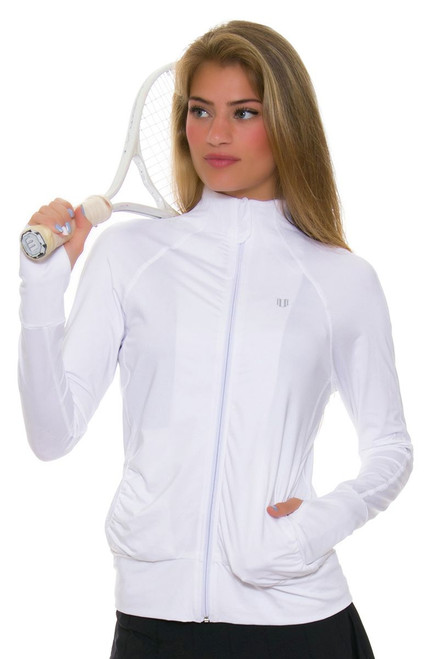 Eleven Elite Funnel White Jacket E-CP850C-100 Image 1