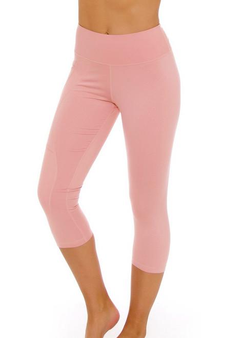 TLF Women's Spring Moonlit Blush Rebus Workout Capri TLF-36026-0000-111 Image 4