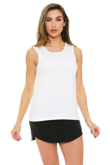 Oiselle Women's Roga Black Running Skirt OI-105117