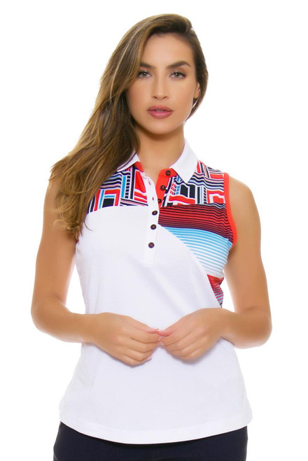 GGBlue Women's Olympic Era Luna Golf Sleeveless
