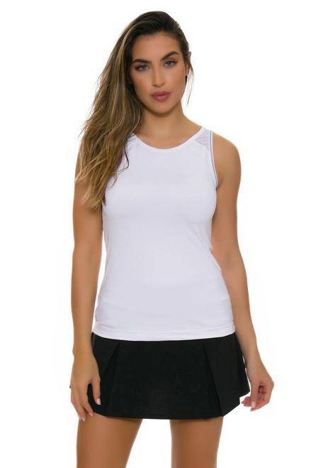 Lole Women's Justine Black Tennis Skirt