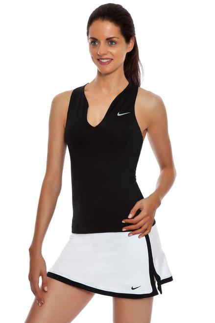 White Border Skirt N-405188-white-black Image 1