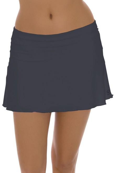 63de9f4d78 Sofibella Flounce Grey Tennis Skirt - 3 Lengths SFB-7008 | Grey ...