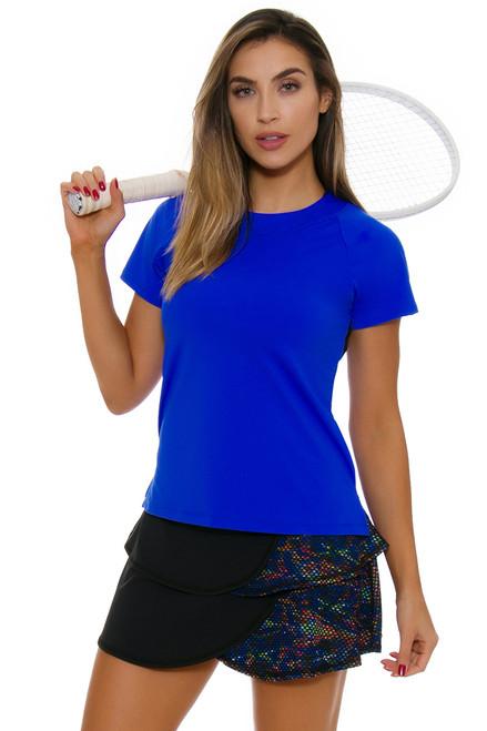 Tonic Active Women's Kaleidoscope Breeze Tennis Skirt TO-LS8044-KLS Image 1
