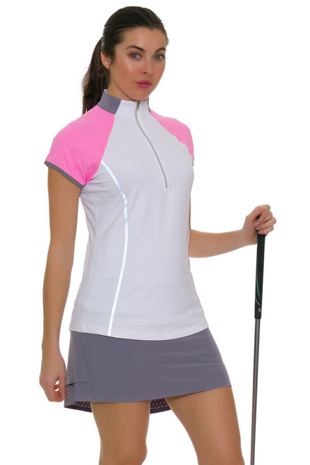 Annika Women's Zinc Competitor Pull On Golf Skort