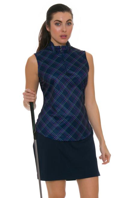 Greg Norman Women's Easy Play Stretch Golf Skort