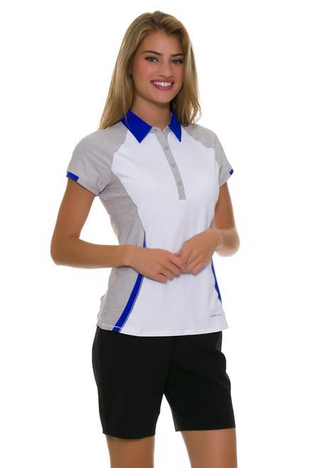 Annika Women's Hero Black Competitor Pull On Golf Shorts