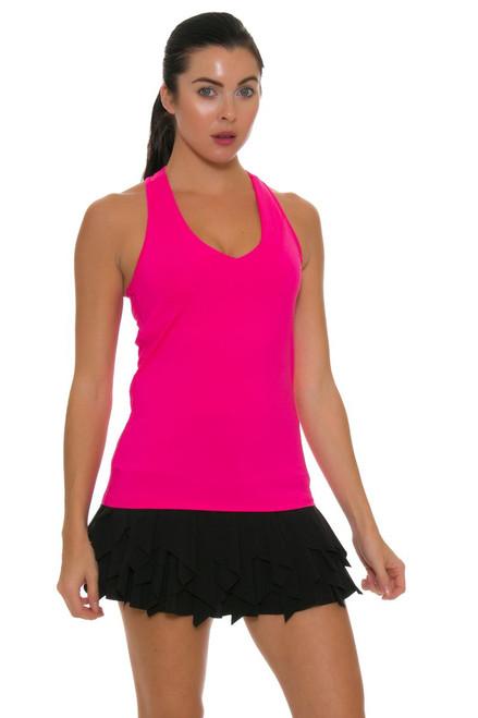 Lucky In Love Women's Core Laser Sashay Tennis Skirt