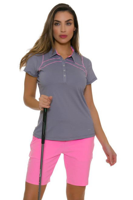 Annika Women's Into the Wild Competitor Pull On Golf Shorts