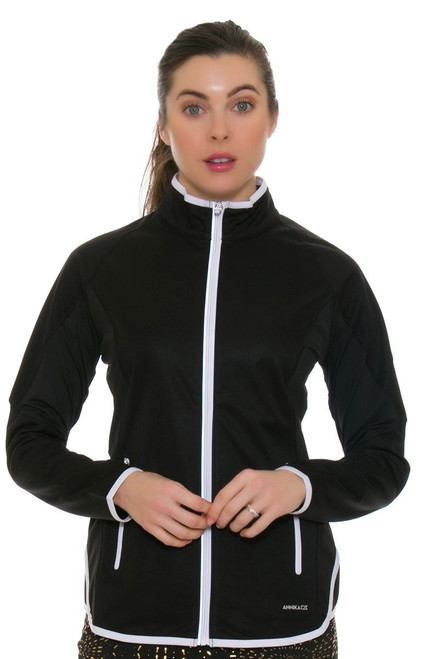 Annika Women's Prize Black Weather Delay Jacket