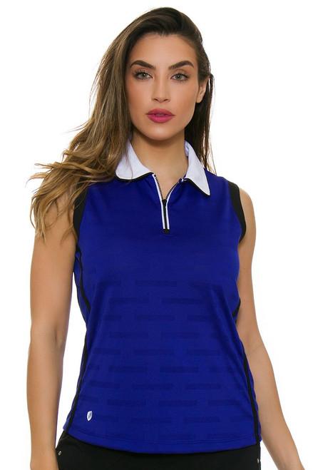 GGBlue Women's Defined Fae Golf Sleeveless Shirt