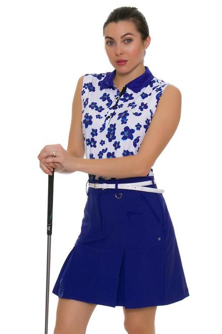 GGBlue Women's Defined Boca Golf Skort