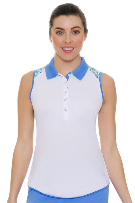Greg Norman Women's Barcelona ML75 Athena Golf Sleeveless
