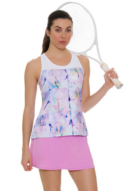 Fila Women's Elite Back Pleats Tennis Skirt
