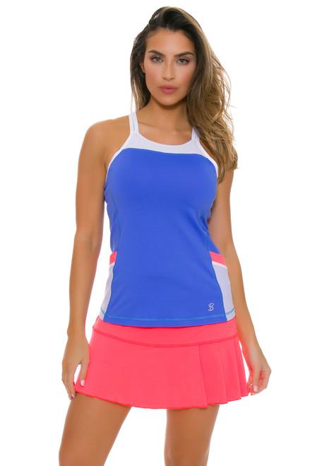 "Sofibella Women's Montreal Circuit 14"" Tennis Skirt"
