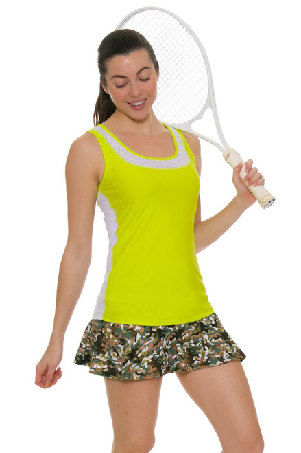 BPassionit Women's GI Girl Print Breeze Tennis Skirt BP-30385 Image 1